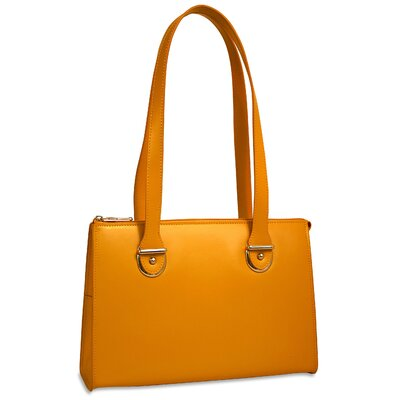 Jack Georges Milano Zip Top Tote Bag
