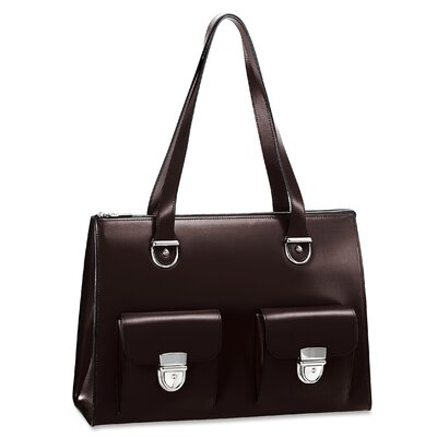 Jack Georges Milano Fifth Avenue Tote Bag