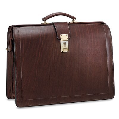 Jack Georges Belting Classic Laptop Briefcase