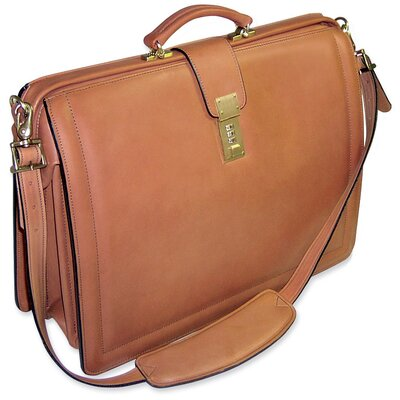 Jack Georges Belting Classic Briefcase