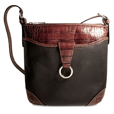 Jack Georges Venezia Serena Cross-Body Bag