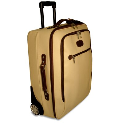 "Jack Georges Lugano 22"" Rolling Carry On"