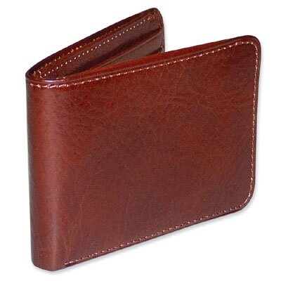 Jack Georges Sienna Slim Men's Wallet
