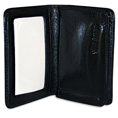 Jack Georges Sienna Card Holder Wallet
