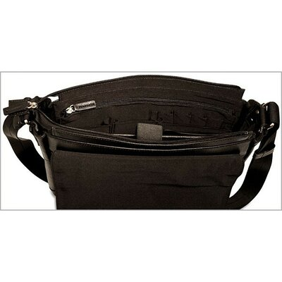 Jack Georges Soho Slim Messenger Bag