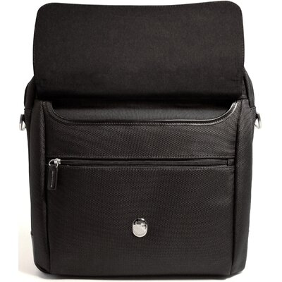 Jack Georges Generations Lite North/South Top Zip Case in Black