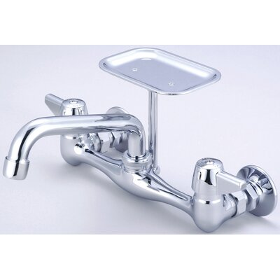 Wall Mount Faucet with 8