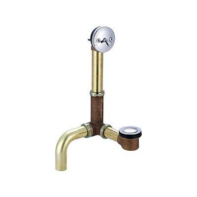 Central Brass Trip Lever Tub Drain Reviews Wayfair