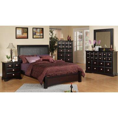 Najarian Furniture Palazzo Panel Bedroom Collection