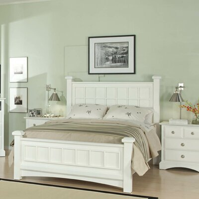 Palazzo Panel Bed