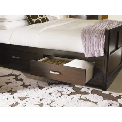 Najarian Furniture Key West Storage Panel Bed