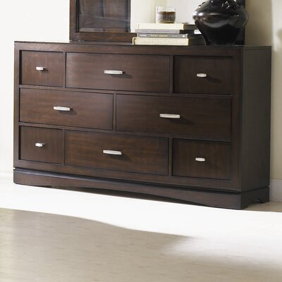 Najarian Furniture Key West 8 Drawer Chest