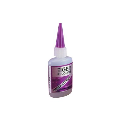 Cuestix Tip Repair and Replacement Tiger Glue (1 oz)