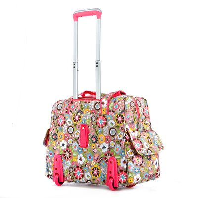 Olympia Fashion Rolling Boarding Tote