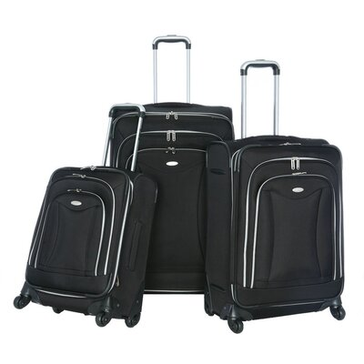 Olympia Luxe 3 Piece Luggage Set