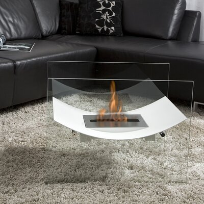 ethanol fuel fireplaces allmodern