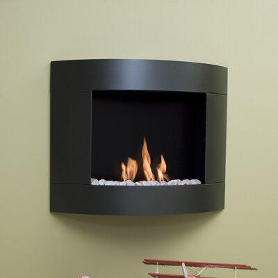 Anywhere Fireplaces Soho Wall Mounted Bio Ethanol