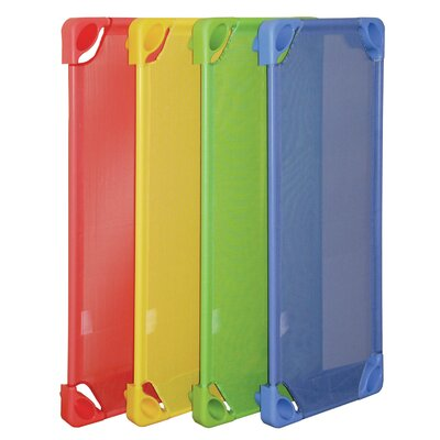 ECR4kids 4 Pieces Color Cots Assembled in Assorted