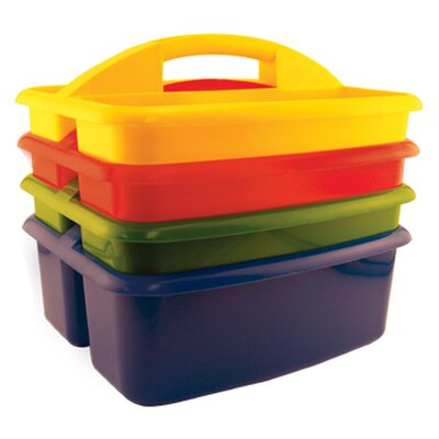 ECR4kids 4 Pack Large Art Caddy