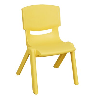 "ECR4kids 13"" Polypropylene Classroom Stackable Chair"