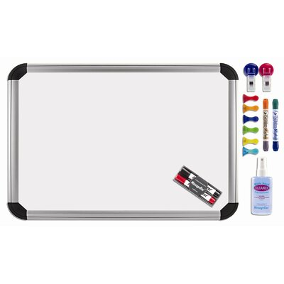 "ECR4kids 24"" x 36"" MessageStor Dry Erase Board"