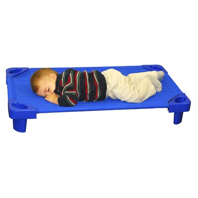 ECR4kids 5 Pack Stackable Kiddie Kots