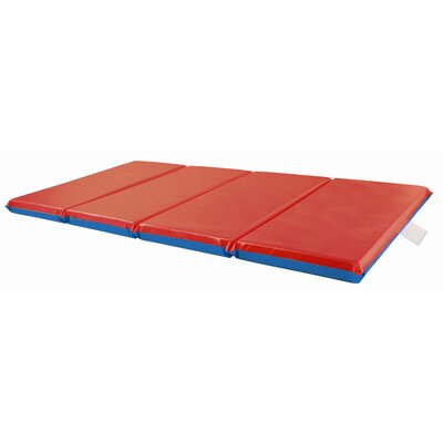 "ECR4kids 4-Fold 2"" Thick Rest Mat (Set of 5)"