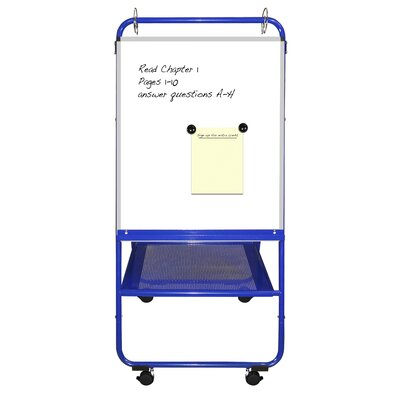 ECR4kids Steel Teacher Easel - Single