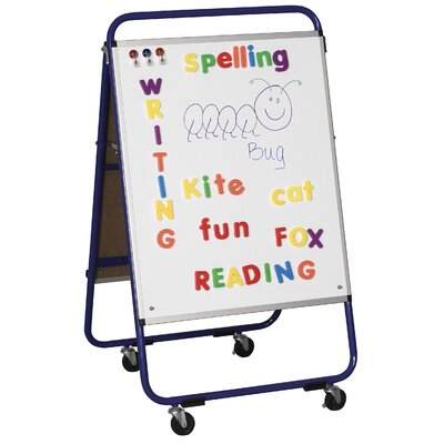 ECR4kids Steel Teacher Easel - Pre-K