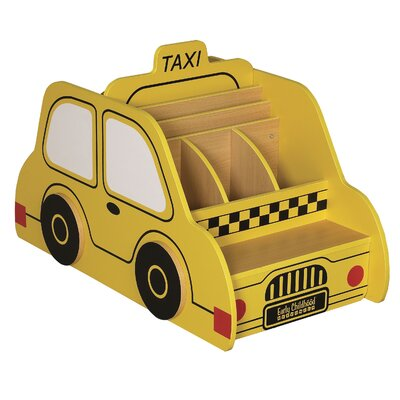 ECR4kids Taxi Book Storage