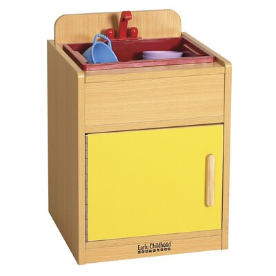 ECR4kids Colorful Essentials Play Sink