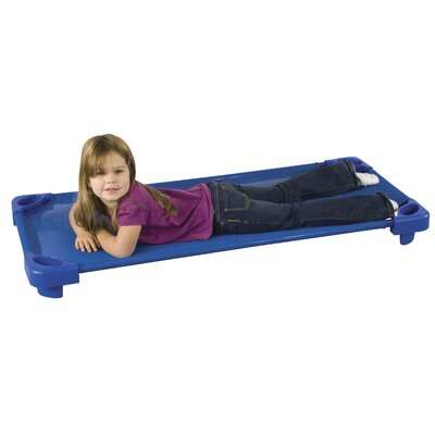 ECR4kids Single Toddler Cot (Assembled )