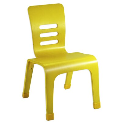 "ECR4kids 12"" Bentwood Classroom Stackable Chair"
