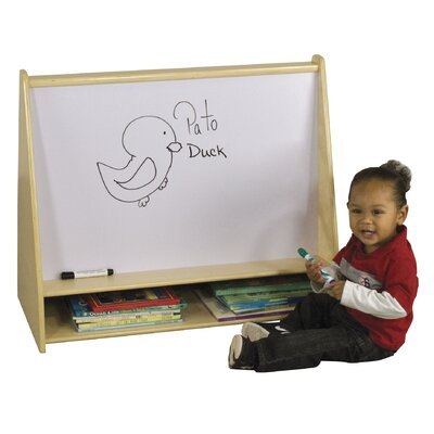 "ECR4kids 2-Sided Pic A 27"" Bookshelf"