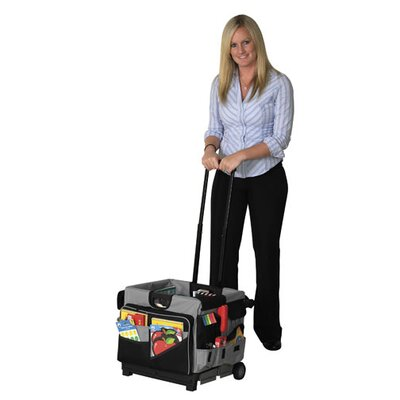 ECR4kids MemoryStor® Universal Rolling Set with Cart and Bag
