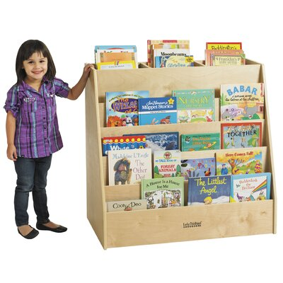 ECR4kids Display & Store Mobile Book Cart