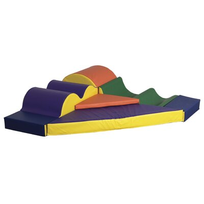 ECR4kids Rolling Hills Corner Climber