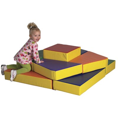 ECR4kids Softzone Tri-Level Climber