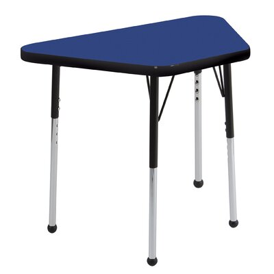 "ECR4kids 18"" x 30"" Trap Adjustable Activity Table"