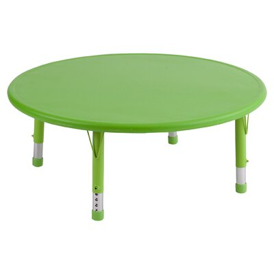 "ECR4kids 45"" Round Resin Table"