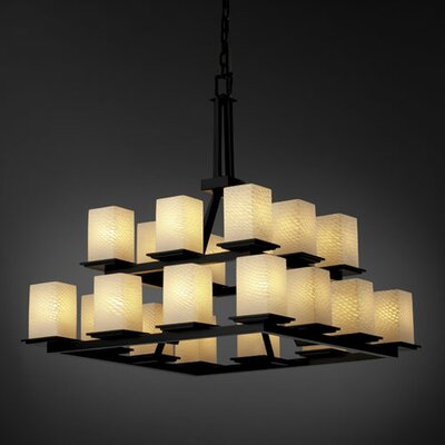 Fusion Montana 20 Light Chandelier