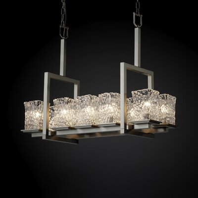 Montana Veneto Luce 10 Light Bridge Chandelier