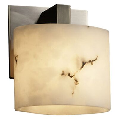 Justice Design Group LumenAria Modular 1 Light ADA Wall Sconce