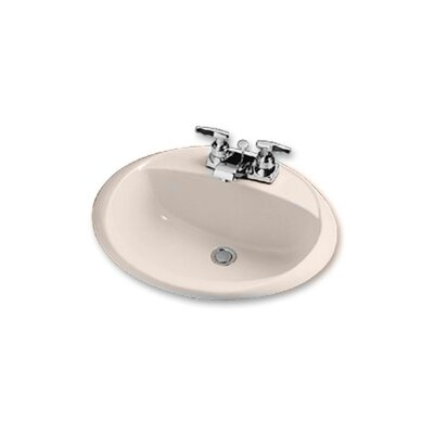 Crane Faucet Access Pro Drop In Bathroom Sink