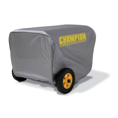 Champion Power Equipment Custom Vinyl Generator Cover for Champion Generators