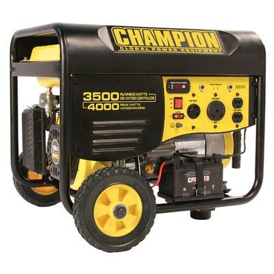 Champion Power Equipment 3,500 Watt Generator - 46539 at Sears.com