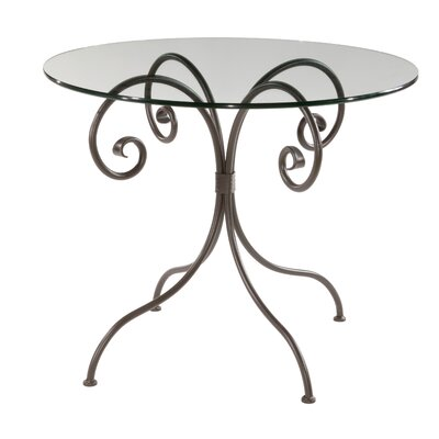 Stone County Ironworks Waterbury Ice Cream Dining Table