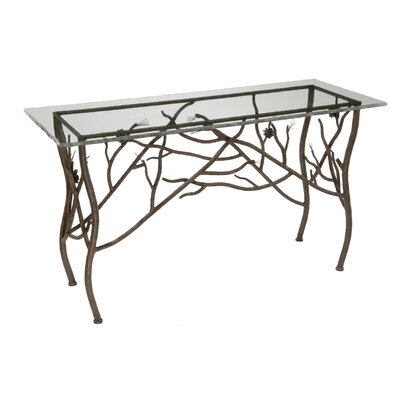 Stone County Ironworks Pine Console Table