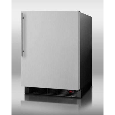 6.1 Cu. Ft. Refrigerator with freezer
