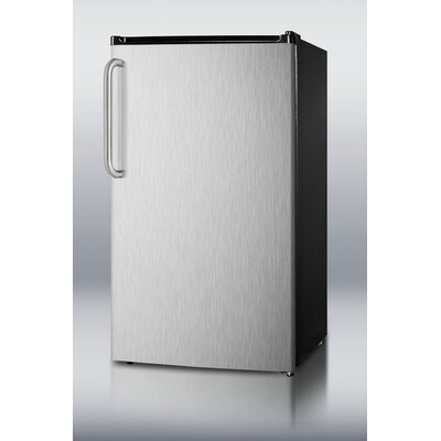 Refrigerator Freezer in Black